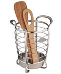Axis Chrome Utensil Holder