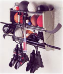 wall-mount-sports-gear-rack Review
