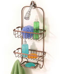 Hanging Shower Caddy - Oil Rubbed Bronze