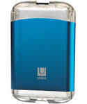 Bungee Credit Card Case - Blue