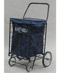 Hooded Shopping Cart Liner and Tote