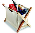 Canvas Catch-All Storage Basket