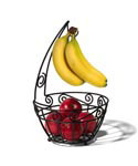 Scroll Fruit Bowl and Banana Holder