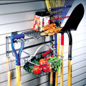 Garden Rack with Removable Basket