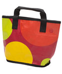 Insulated Lunch Bag - Dots