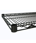 InterMetro Commercial Shelf - 14 Inch  Black