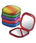 Fashion Double Mirror Compact