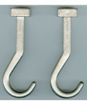 J.K. Adams Pot Rack Hooks
