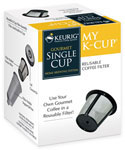 My K-Cup Reusable Coffee Filter - Keurig