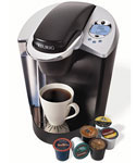 Single Cup Coffee Maker - Keurig Special Edition