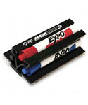Dry Erase Board Eraser and Marker Holder