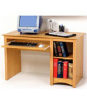 Sonoma Computer Desk - Maple