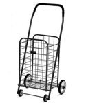 Four-Wheel Mini Shopping Cart