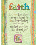 Note Cards and Envelopes - Faith