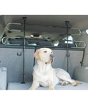 Vehicle Cargo and Pet Partition
