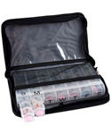 Travel Medications and Pill Organizer Case