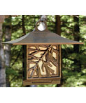 Pine Cone Suet Hanging Bird Feeder