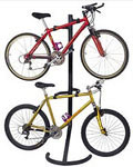 Gravity Double Standing Bike Rack