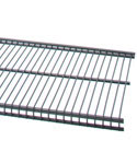12 Inch Profile Wire Shelving - Granite