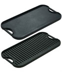 Reversible Griddle - Cast Iron