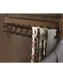 Deluxe Sliding Tie Rack - Oil Rubbed Bronze