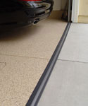 Tsunami Garage Door Seal - Gray