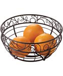 Twigz Fruit Bowl - Antique Bronze
