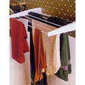 Telescoping Space Saving Drying Rack