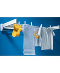 Wall Mount Telescoping Drying Rack