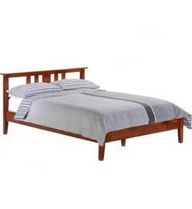 Thyme Platform Bed - Twin Size Image