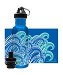 Stainless Steel Water Bottle - High Tide