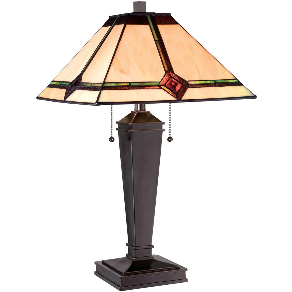 Tiffany Style Table Lamp In Table Lamps