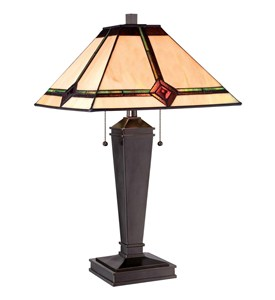 Tiffany Style Table Lamp Image