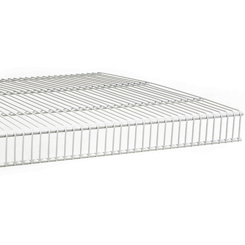tight mesh white wire shelving 20 inch free shipping