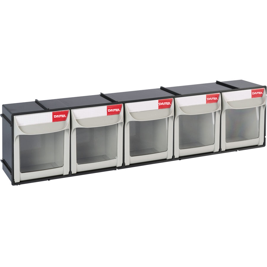 Tilt Out Storage Bins Image