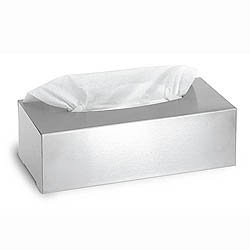 Tissue Box - Stainless Steel Image