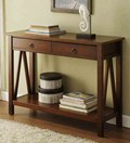 Titian Antique Console Table