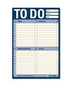 To Do List Notepad Stationery