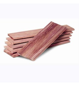 Tongue and Groove Cedar Drawer Liner (Set of 5) Image