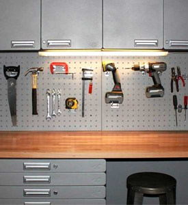 Tool Board for Steel Cabinets Image