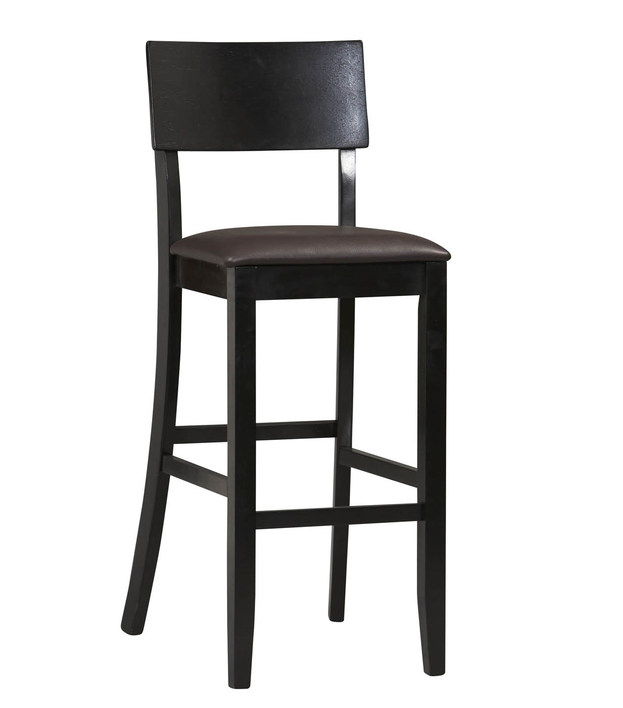 Torino Collection 30 Inch Contemporary Stool By Linon In