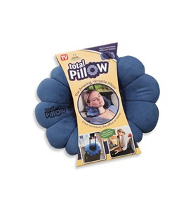 Total Pillow Travel Pillow Image