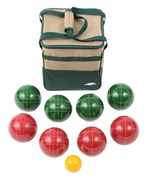 Tournament Resin Bocce Set - 107 MM