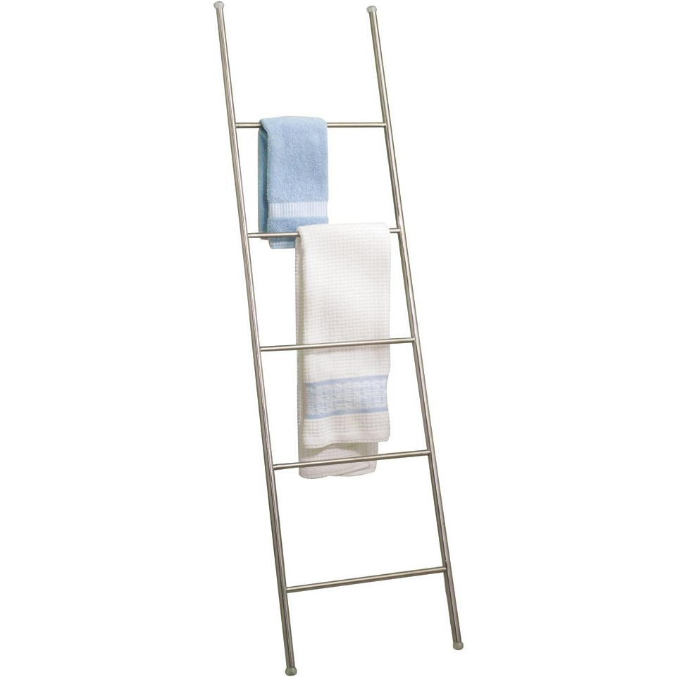 towel ladder rack in free standing towel racks - towel ladder rack image