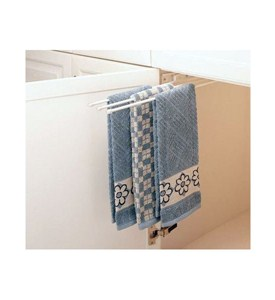 Pull-Out Towel Rack Image