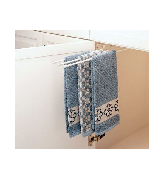 Pull Out Towel Rack