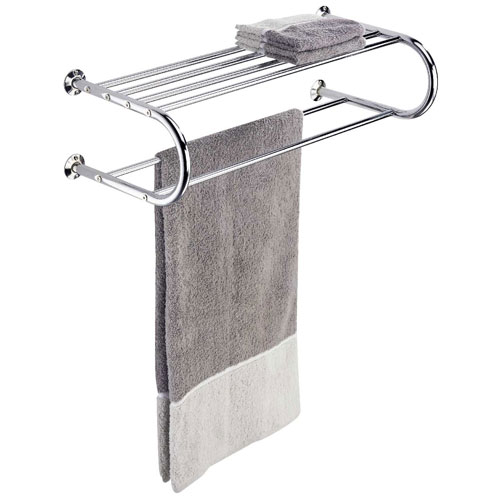Hotel Towel Rack