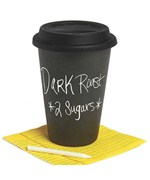 Travel Cup - Black Chalk Board