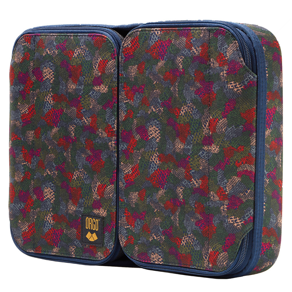 Patterns In Travel Toiletry Organizers