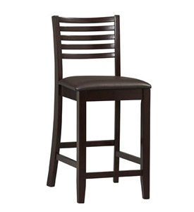 Triena 24 Inch Ladder Counter Stool Image